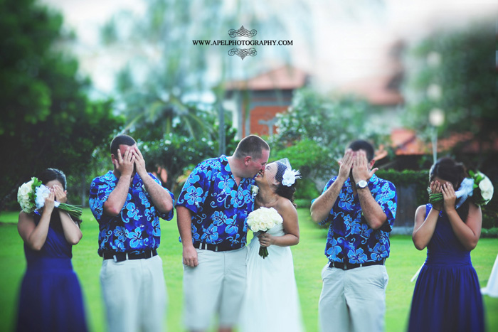 Thomas Ian Barret + Thi Phuc Hien Le Wedding Day
