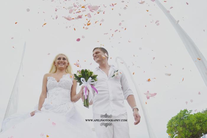 Julian + Jenya Wedding Day