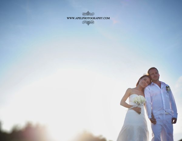 Gregor Klossek + Maravia Damanik Wedding Day
