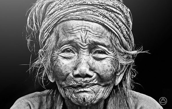 Portraitthe art of old faces